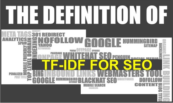 The Definition Of TF-IDF for SEO